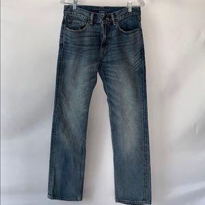 Banana Republic Straight Jeans Size 31 EUC